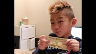 Making Money On New Years Day  2018 | TigerFamilyLife~