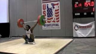 Kendrick Farris - Arnold Classic 2010 - 157/201