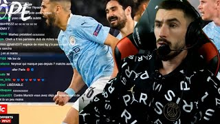 EN ATTENDANT UN PIRE MATCH DE MA VIE... ( REACTIONS CITY PSG )