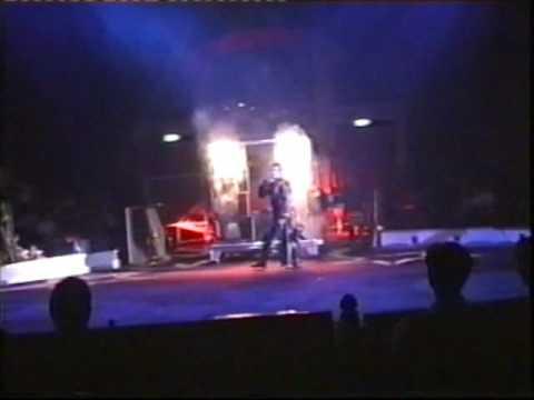 Johnny Alexander Magic show Part 1 (not Siegfried ...