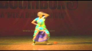 Indian Classical Fusion by Aishwarya at Naach - Boombox 3