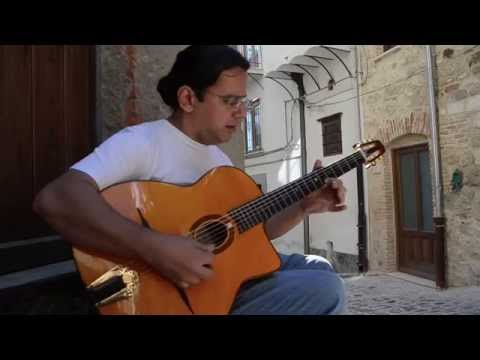Irene's Gypsy Jazz Adventures 32:  - Salvatore Russo