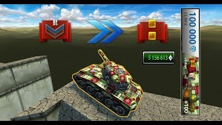 Tanki Online Road To Legend #25 Buying special Bundle/Making M2 In Warrant Officer!!!
