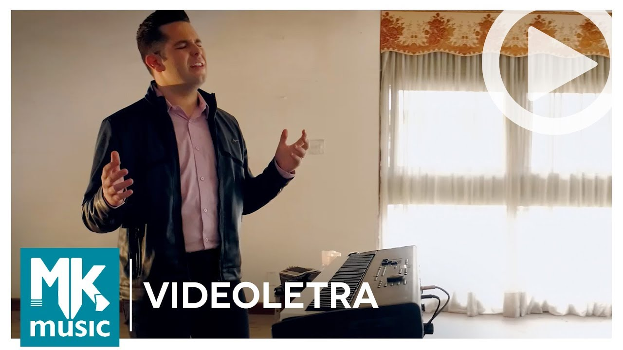 Pr. Lucas - Tudo Vai Ficar Bem - COM LETRA (VideoLETRA庐 oficial MK Music)