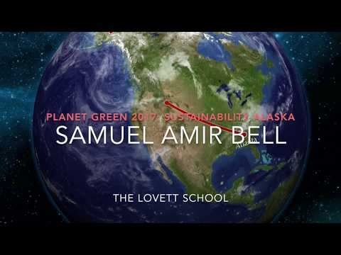 Samuel Amir Bell The Lovett School