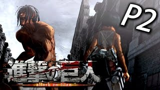 """Attack on Titan Wings of Freedom is an international hit anime """"Att..."""