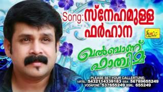 സ്നേഹമുള്ള ഫർഹാന .... | Mappila Romantic Album Song | KHALBANU FATHIMA | Thajudheen Vatakara