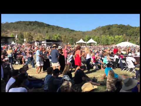 Sonoma Music Festival, BR Cohn Charity Events  October 46, 2015