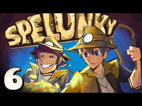 Spelunky Co-op: Trust Issues - EPISODE 6 - Friends Without Benefits
