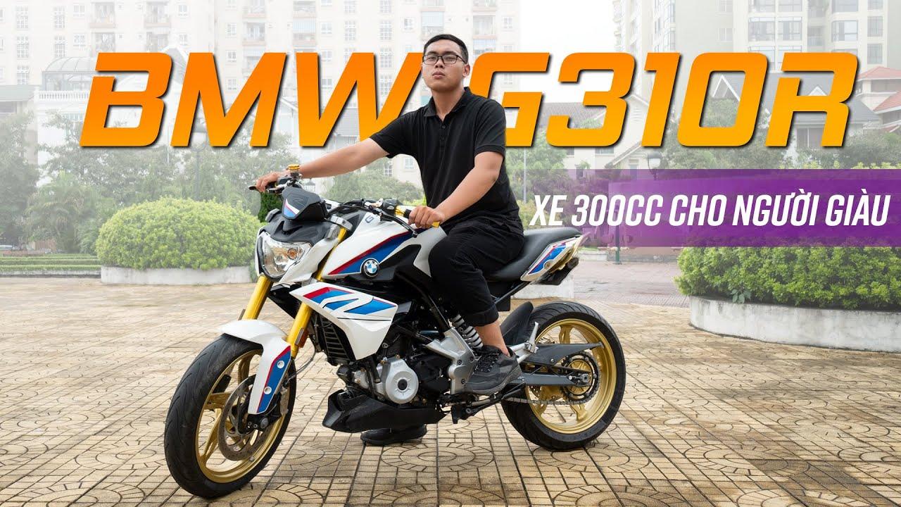 BMW G310R: Ngoài logo BMW, có gì mà đắt nhất phân khúc?