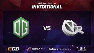og vs vg reborn game 1 sl i league invitational day 3