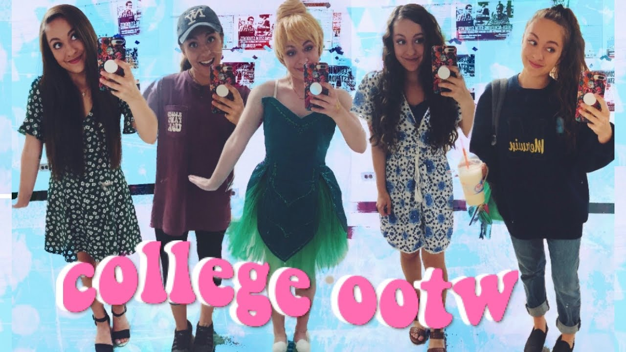 cc0ca5bc5631 WHAT I WEAR TO CLASS! cute & casual outfits for college and school!