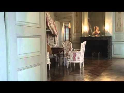 visite de la maison de george sand nohant youtube. Black Bedroom Furniture Sets. Home Design Ideas