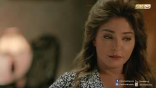 علا غانم تبكي بعد وفاة زوجها الذي كانت تحبة أعظم حب!  في الحلقة الأولي من مسلسل السبع بنات