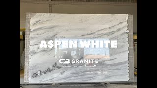 Aspen White (Before and after)