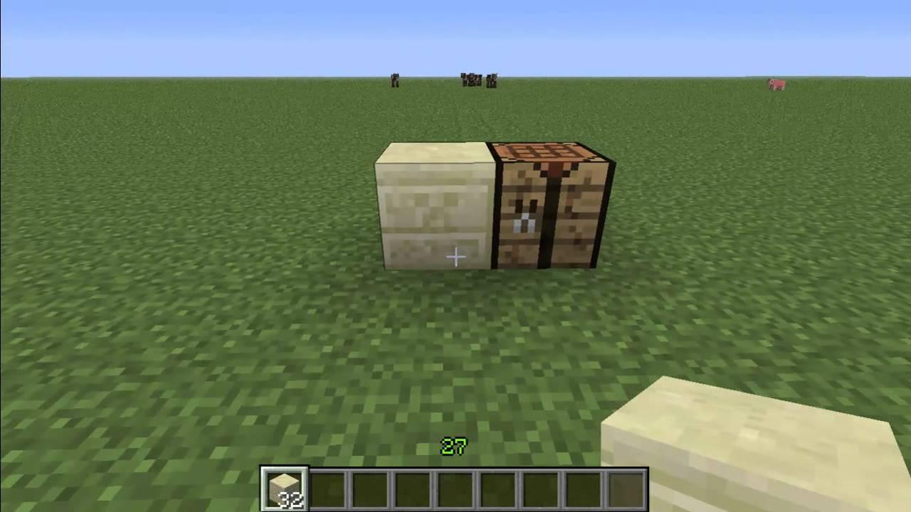 Minecraft Survival: How to Make Chiseled Stone Bricks ...