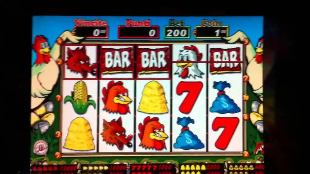 Giochi gratis online slot machine da bar gallina