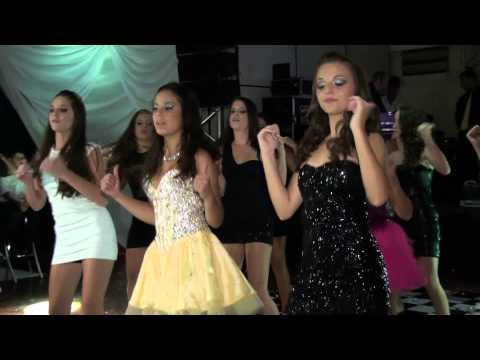 Dança de Abertura da Festa Ianca 15 anos