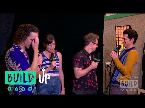 Build Up: Ben Schwartz and Sam Rockwell
