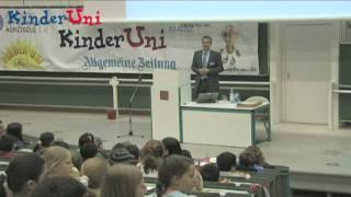 """KinderUni: """"Wenn die Kinder artig sind - Erziehung gestern und heute"""" (28.02.2009)"""