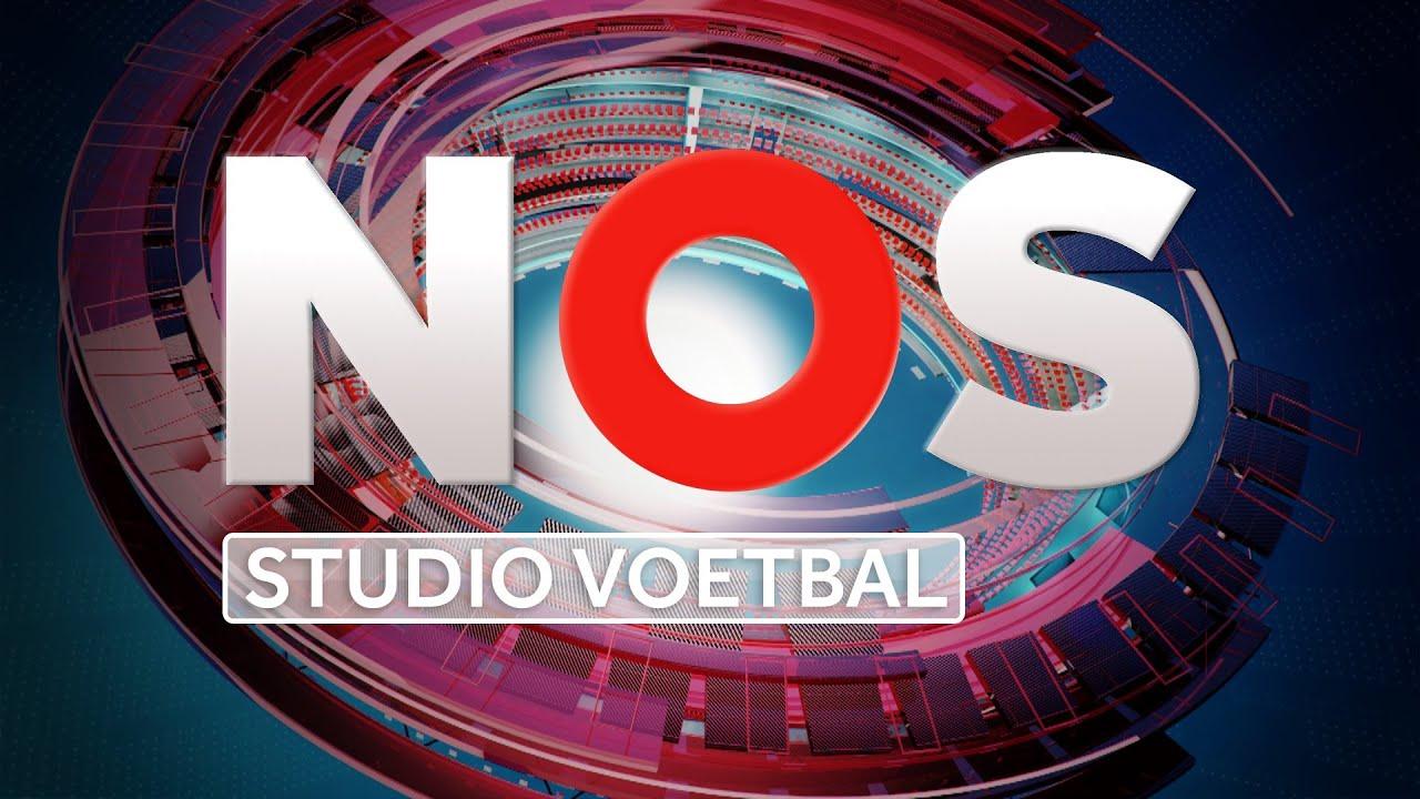 NOS // Sport - Studio Voetbal 【HD】 - YouTube