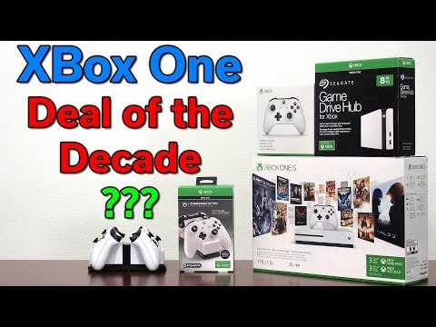 Deal Of The Decade? — XBox One S — A Tech Deals Review