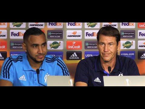 La conférence de presse de Dimitri Payet et Rudi Garcia en intégralité