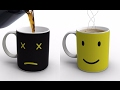 Magic Color Changing Mug - With a Smile Will Impress Your Friends
