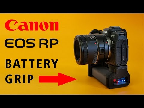 Canon Eos Rp Battery Grip Youtube