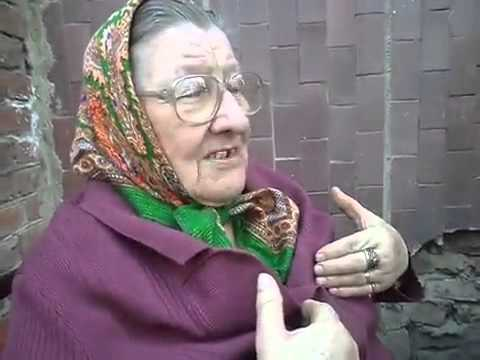 Анекдоты про бабушку -