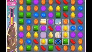Candy Crush Saga Level 50  - 1 Star No Booster