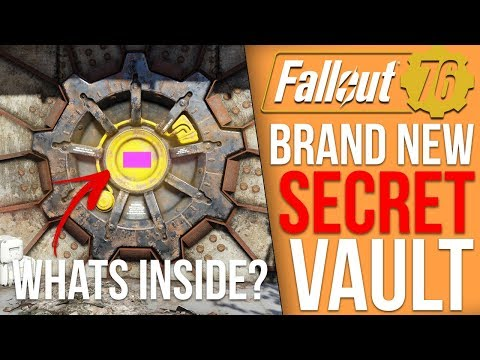 The Latest Fallout 76 Update (Accidentally?) Added in a Secret Vault thumbnail