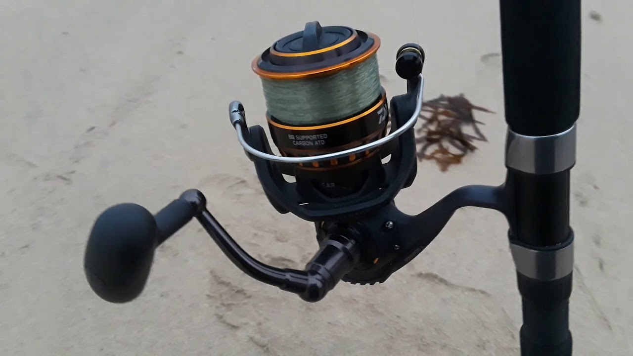 d356421a263 Daiwa BG 5000 and 4000 Review Part 2 - YouTube
