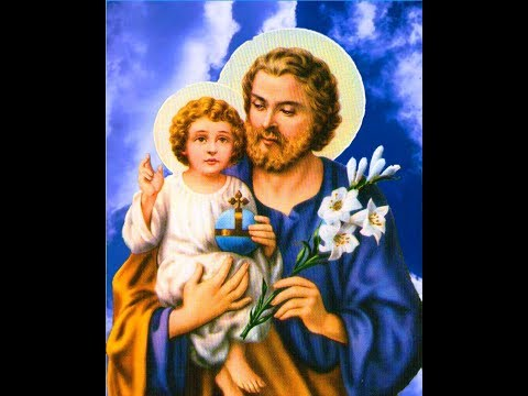 Litany Of Saint Joseph | Catholic Devotion