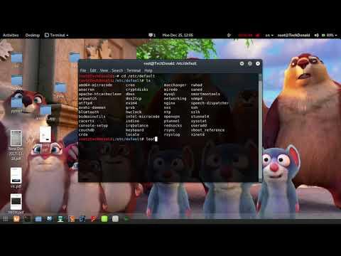 how to solve the brightness problem in ubuntu, Kali or debian Linux