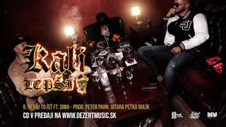Kali ft. Sima - Nehaj to ísť prod.Peter Pann (OFFICIAL AUDIO)