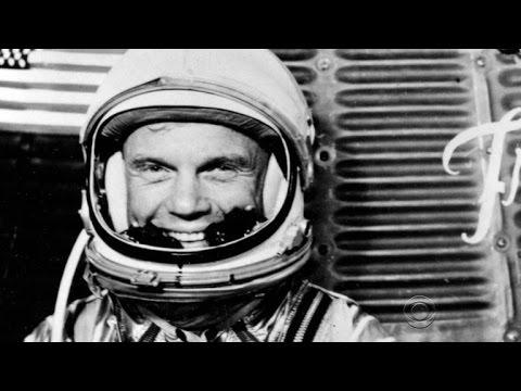 John Glenn, first American to orbit the Earth and U.S. senator, dead at 95