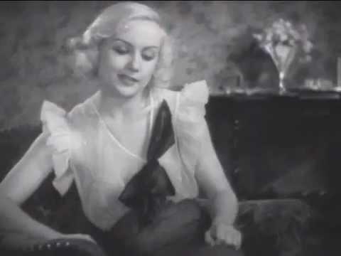 Sexy Carole Lombard In Pre-Code Virtue
