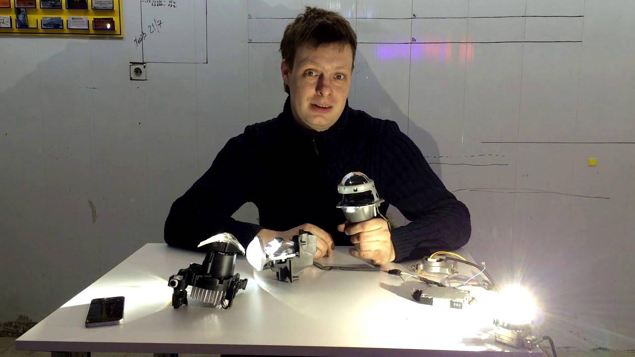 Тест ламп H7 Выбираем самую яркую - YouTube