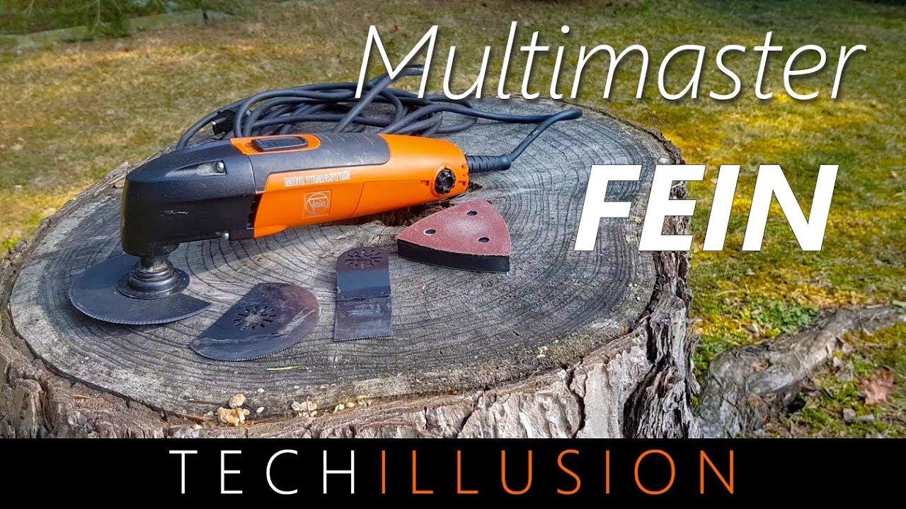 Top 🛠WAS TAUGT EIN MULTIFUNKTIONSWERKZEUG?! - Fein Multimaster VV76