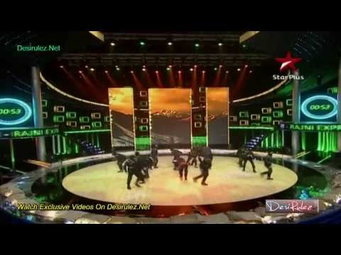 India's dancing superstar-Ep 27- Loyola dream team's patriotic act(entire act)