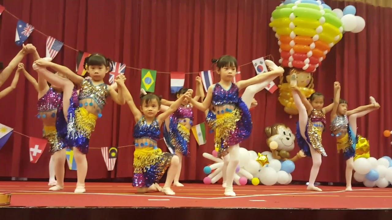 忠信幼兒園畢業典禮舞蹈班表演 - YouTube