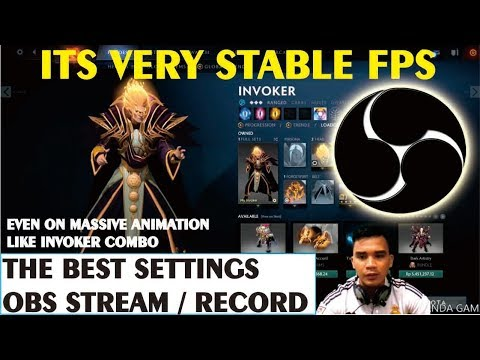 Repeat Best OBS Recording Settings 2019 (HD 1080p 60FPS No