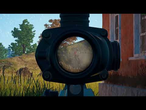 PUBG - Unfortunate Case of Blue on Blue