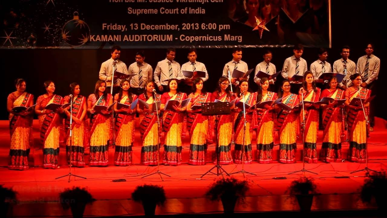 o maine pehle se keh di by cmc butler road choir directed by regi milton hindi christian songs
