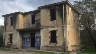 Sardegna abbandonata: la polveriera militare di Siliqua con Marcello Polastri