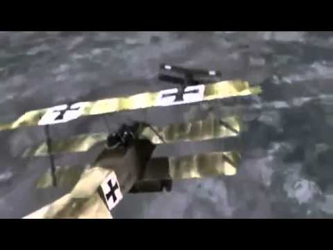 THE FIRST ARIAL COMBAT