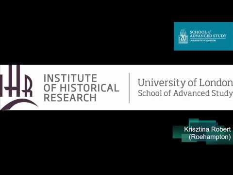London and the First World War - Session 3: Communications and Transport