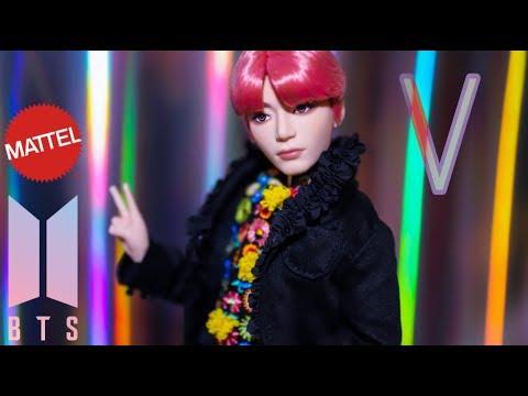 BTS Prestige Jung Kook Fashion Doll Kid Toy Gift