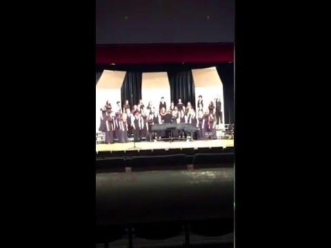 "Cartersville High School Varsity Singers, ""I am Not Yours"""